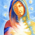 Blessed Mother by Juanita Yoder