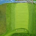 Blimp View Golf by Edwin Long