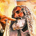 Blow The Trumpet In Zion by Carole Spandau
