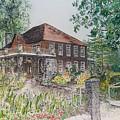 Blowing Rock Inn by Maggie Clark