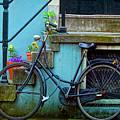 Blue Bike by Jill Smith
