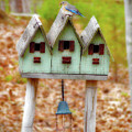 Blue Birds Castle by Laura Brightwood