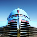 Blue Chevrolet Master Deluxe by Neil Overy