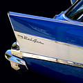 Blue Fins by Phil Bishop