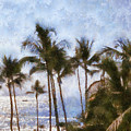 Blue Hawaii by Paulette B Wright