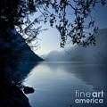 Blue Lake by Angel Ciesniarska