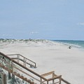 Blue Mountain Beach II by John Terry