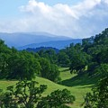 Blue Mountains Green Pastures by Cherokee Blue