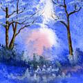Blue On Blue by Rich Stedman