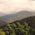 Blue Ridge Overlook by Eva Thomas