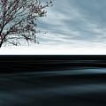 Blue Sand by Munir Alawi