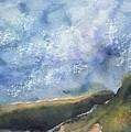 Blue Sky II by Lily Hymen