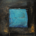 Blue Square by Tim Nyberg