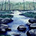 Blue Tranquility by Brenda Owen