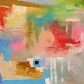 Blue Void by Linda Monfort