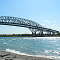 Bluewater Bridges by Peggy King