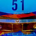Bmw Racing Colors by Naxart Studio