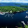 Boating Season by Greg Fortier