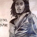 Bob Marley by Chris Gitau