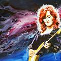 Bonnie Raitt by Ken Meyer