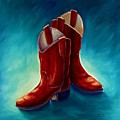 Boots by Shannon Grissom