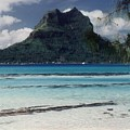 Bora Bora by Mary-Lee Sanders