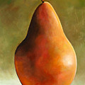 Bosc Pear by Toni Grote