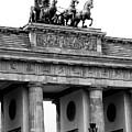 Brandenburg Gate by John Rizzuto