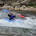 Braving The Rapids by Teresa Blanton