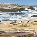 Bretagne 2 by Muriel Dolemieux