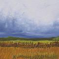 Brewing Storm Clouds by Wynn Creasy