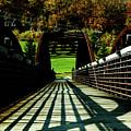 Bridge At Killington by Susan Schumann