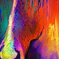 Bright Mustang Horse by Svetlana Novikova