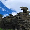 Brimham Rocks by Steve Watson