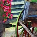Broken Wagon by Donna Bentley