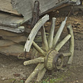 Broken Wheel by Michael Peychich