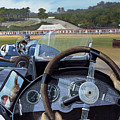 Brooklands From The Hot Seat  by Richard Wheatland