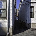 Brooklyn Alleyway by Madeline Ellis