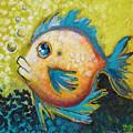 Buddy Fish by Ellen Mcgaughey