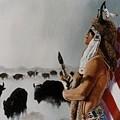 Buffalo Dreamer by Syndi Michael