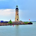 Buffalo Lighthouse by Kathleen Struckle
