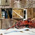 Buggy 'n Barn by Art Scholz