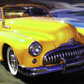 Buick Time Warp by Patricia L Davidson