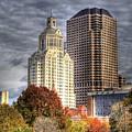 Bushnell Park Hartford by Sam Turgeon