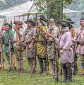 Bushy Run Milita Camp Roll Call by Randy Steele
