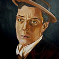 Buster Keaton Tribute by Bryan Bustard