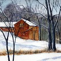 Cabin In The Woods by Debbie Lewis