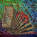 Cajun Accordian by Sue Duda