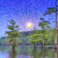 Cajun Moon by Dominic Piperata