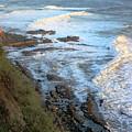 California Coastline 0553 by Edward Ruth